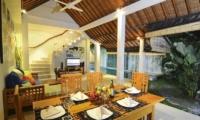 Villa Beji Seminyak Dining Room|Seminyak, Bali