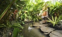 Villa Beji Seminyak Pathway |Seminyak, Bali