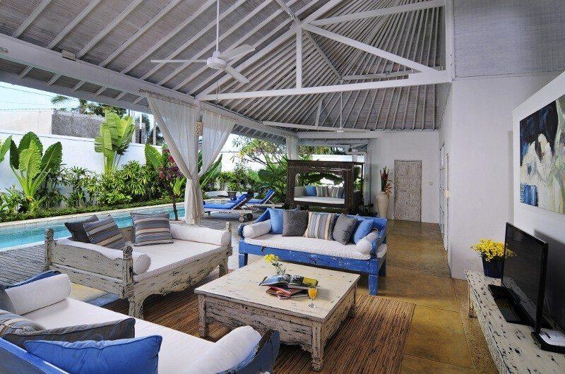 Villa Jolanda Living Room|Seminyak, Bali