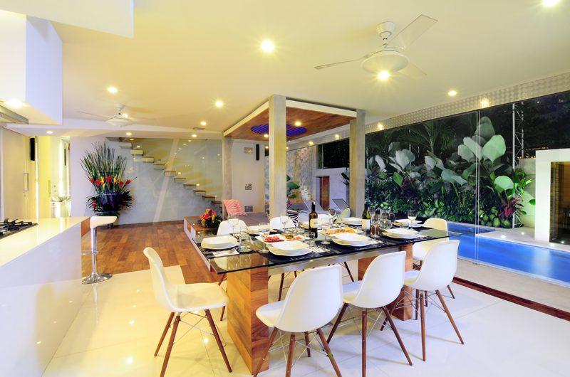 Villa Minggu Dining Room | Seminyak, Bali