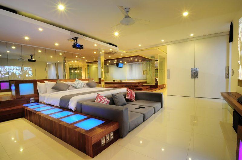 Villa Minggu Master Bedroom Side View | Seminyak, Bali
