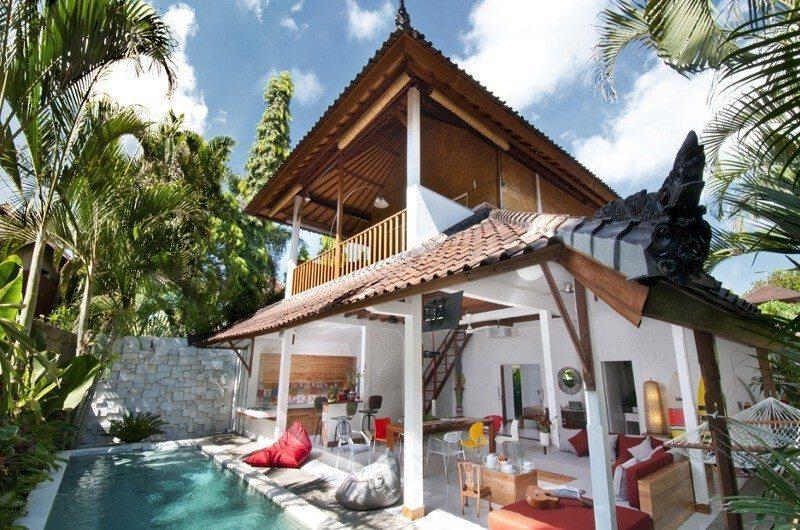 Villa Senin Living Room|Seminyak, Bali