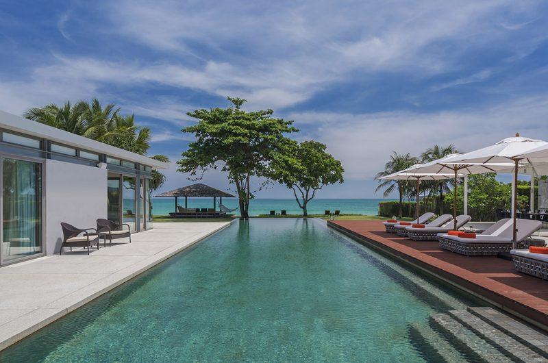 Sava Beach Villas Villa Cielo Pool | Natai, Phang Nga