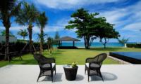 Sava Beach Villas Villa Cielo Gardens and Pool   Natai, Phang Nga