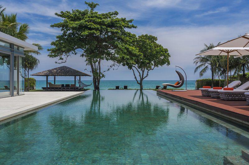 Sava Beach Villas Villa Cielo Swimming Pool | Natai, Phang Nga