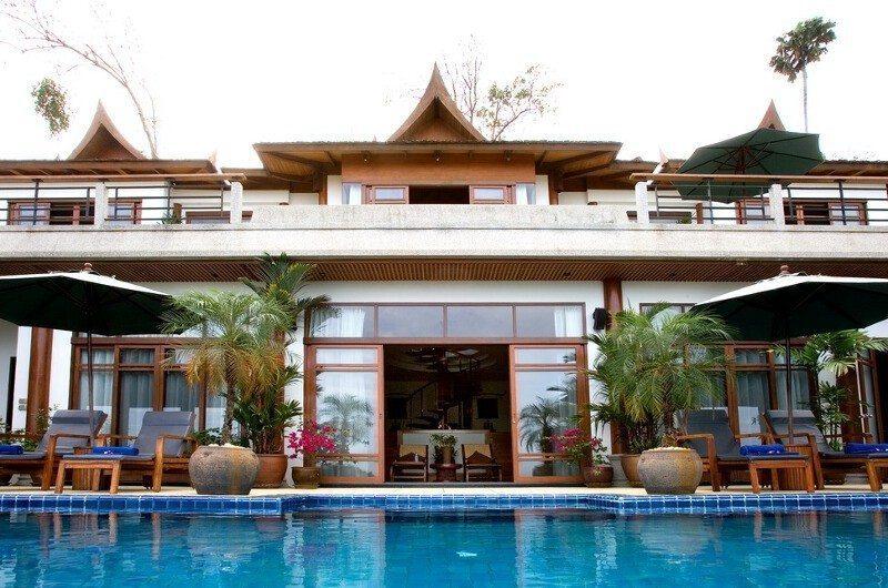 Ailla Apsara Pool Side| Phuket, Thailand