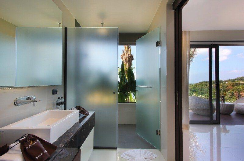 Villa Saan En-suite Bathroom | Kamala, Phuket