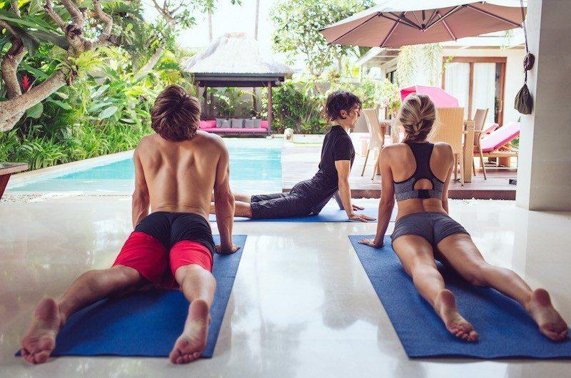 Chandra Villas Yoga Instructor