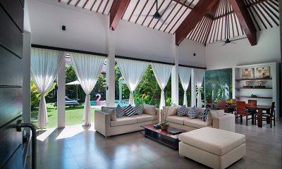 Villa Alice Dua Living Room | Seminyak, Bali