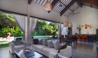 Villa Alice Dua Open Plan Living Area | Seminyak, Bali