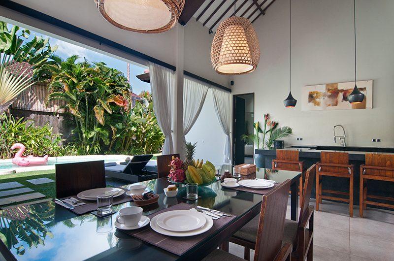 Villa Alice Satu Kitchen and Dining Area | Seminyak, Bali