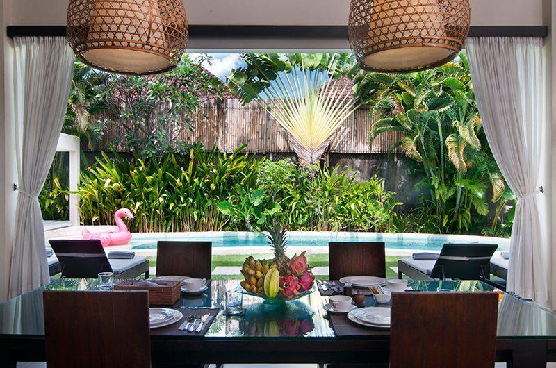 Villa Alice Satu Dining Table | Seminyak, Bali