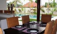 Villa Candi Kecil Dining Room|Ubud, Bali