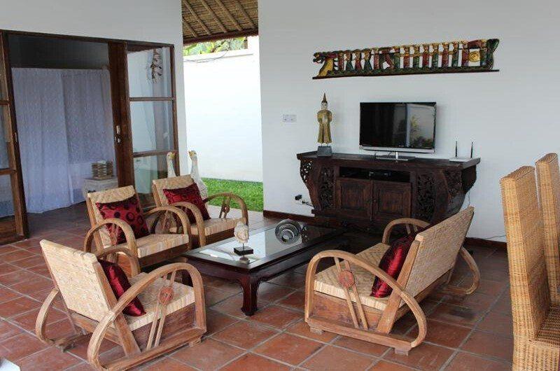 Villa Candi Kecil Living Room|Ubud, Bali