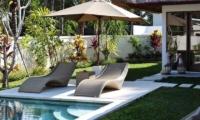 Villa Candi Kecil Pool Deck|Ubud, Bali