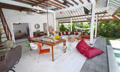 Villa Hari Living and Dining Area | Seminyak, Bali