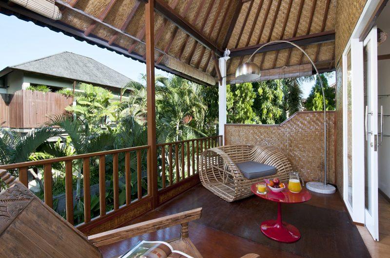Villa Hari Balcony View | Seminyak, Bali
