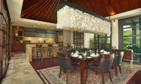Villa Teana Dining Room| Jimbaran, Bali