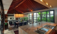 Villa Teana Kitchen and Dining Room| Jimbaran, Bali