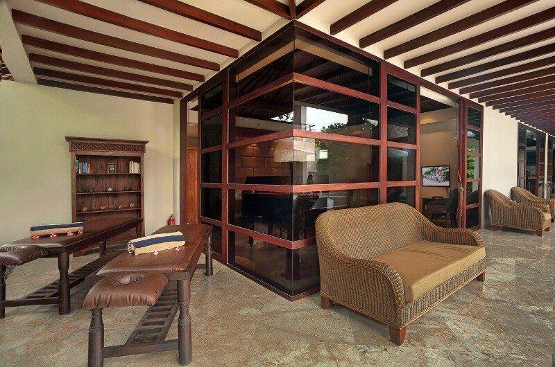 Villa Teana Massage Beds| Jimbaran, Bali
