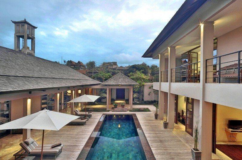 Villa Teana Sun Deck| Jimbaran, Bali