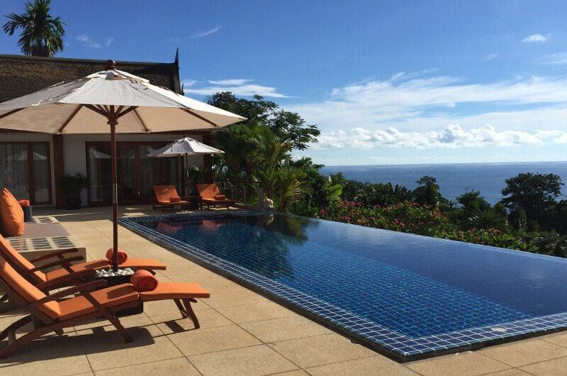 Baan Bon Khao Swimming Pool| Phuket, Thailand