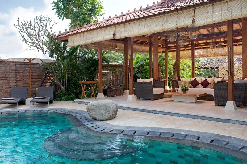 Dea Villas Villa Amy Living Area | Canggu, Bali