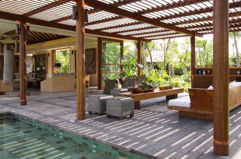 Dea Villas Villa Sarasvati Lounge Area | Canggu, Bali