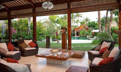 Dea Villas Villa Sati Living Area | Canggu, Bali
