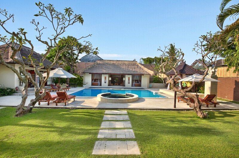 The Bli Bli Villas Pool Side | Seminyak, Bali
