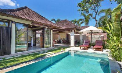 The Bli Bli Villas Sun Deck | Seminyak, Bali