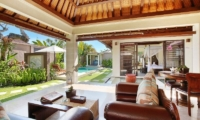 The Bli Bli Villas Living And Dining Area | Seminyak, Bali