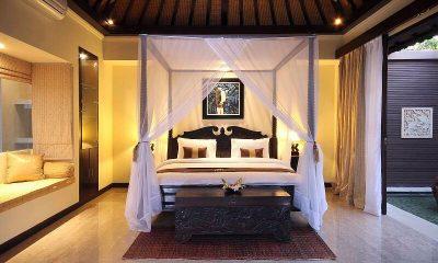 The Bli Bli Villas Master Bedroom | Seminyak, Bali