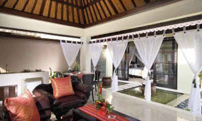 The Bli Bli Villas Living Area | Seminyak, Bali