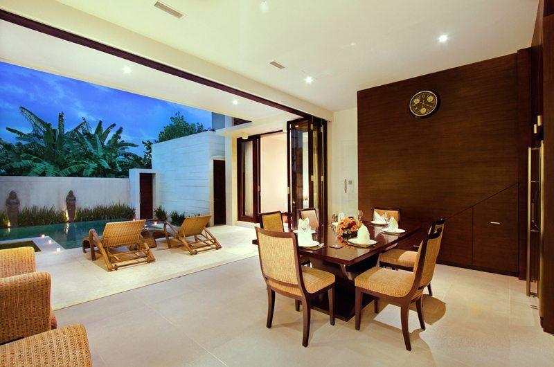 Villa Portsea Dining Area | Petitenget, Bali