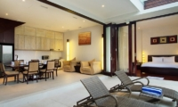 Villa Portsea Living And Dining Room | Petitenget, Bali