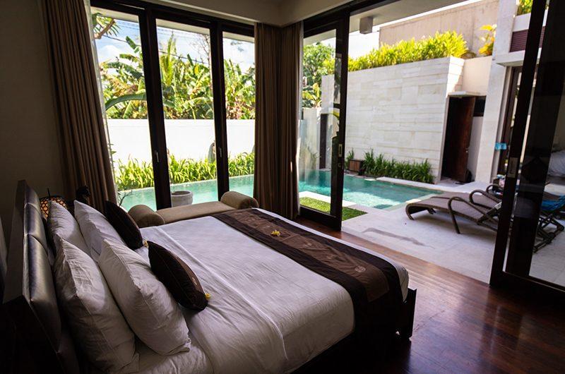 Villa Portsea Bedroom Side | Petitenget, Bali