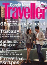 Conde Nast Traveler - Alila