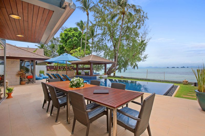 Akuvara Pool Side Dining | Lipa Noi, Koh Samui