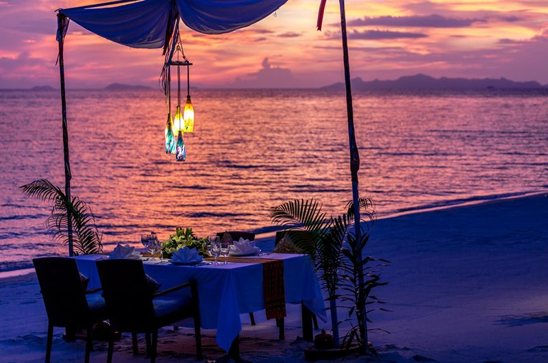 Akuvara Dining with Sea View | Lipa Noi, Koh Samui