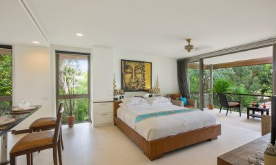 Akuvara Bedroom with Garden View | Lipa Noi, Koh Samui