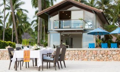 Akuvara Beachfront Dinner   Lipa Noi, Koh Samui