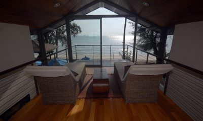 Akuvara Lounge Area   Lipa Noi, Koh Samui