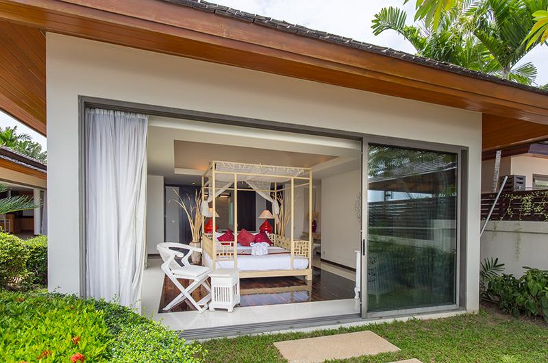 Baan Ban Buri Open Plan Bedroom   Bophut, Koh Samui