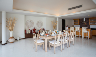 Baan Ban Buri Kitchen and Dining Room | Bophut, Koh Samui