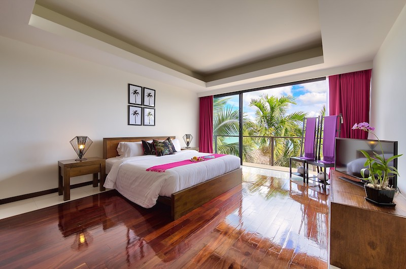 Baan Benjamart Bedroom with Balcony | Bophut, Koh Samui