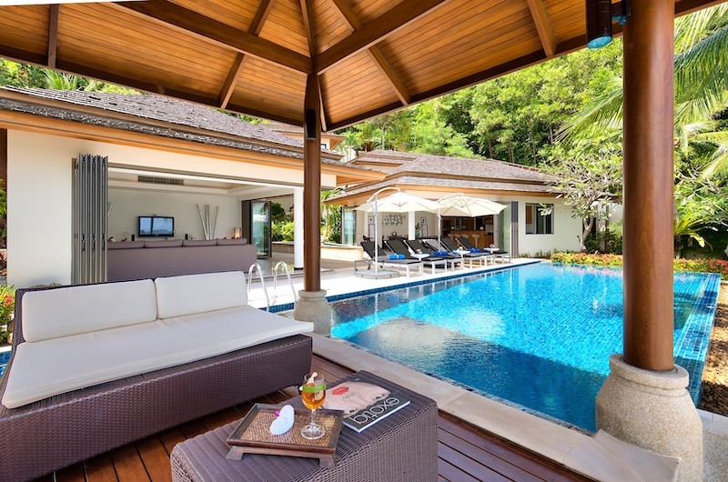 Baan Benjamart Outdoor Seating | Bophut, Koh Samui