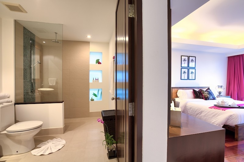 Baan Benjamart Bedroom with Ensuite Bathroom | Bophut, Koh Samui