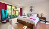Baan Feung Fah Bedroom with Garden View | Bophut, Koh Samui