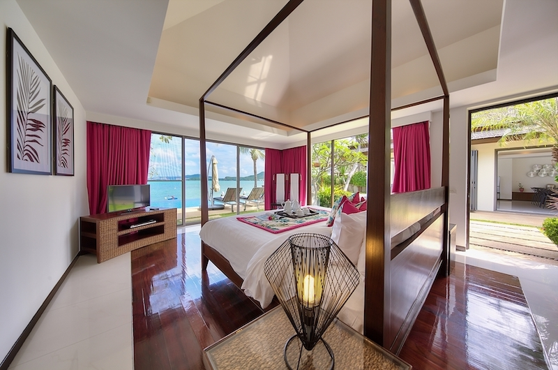Baan Feung Fah Bedroom with Spacious Bathroom | Bophut, Koh Samui